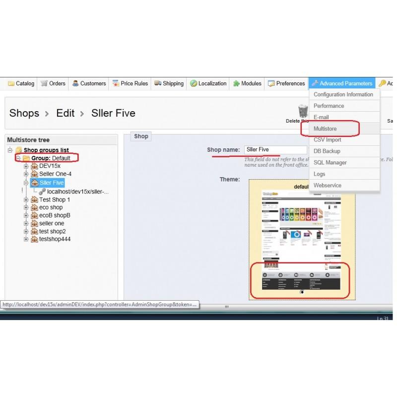 agile-prestashop-multiple-shop