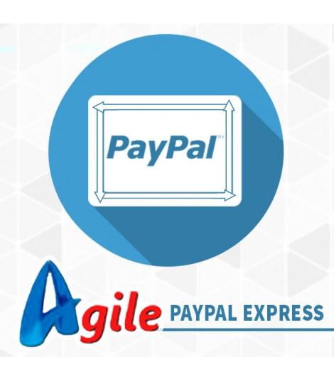 Agile Paypal Express Checkout for PrestaShop
