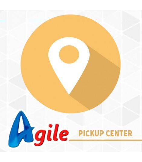 מרכז איסוף Agile - PrestaShop משלוח מודול לניהול מיקום האיסוף באוטובוסים