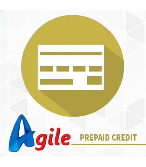 Módulo de crédito/fichas de prepago ágil para PrestaShop 1.4 x