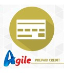 מודול אשראי/אסימונים Prepaid זריז עבור PrestaShop 1.4 x