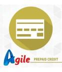 Agile Prepaid credit/tokens module for PrestaShop 1.4x