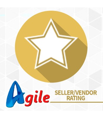 Agile Seller/Vendor rating 1.0 for PrestaShop 1.4x