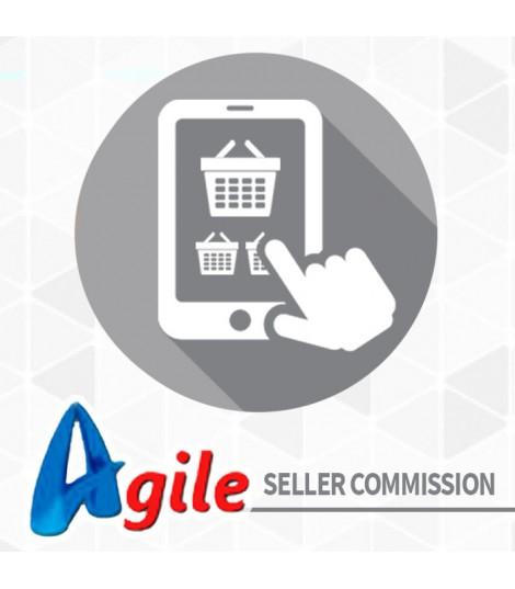 Ágil vendedor Comisión módulo 1.0 para PrestaShop 1.4 x y superior