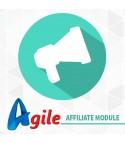 Agile Affiliate/Referral Program module