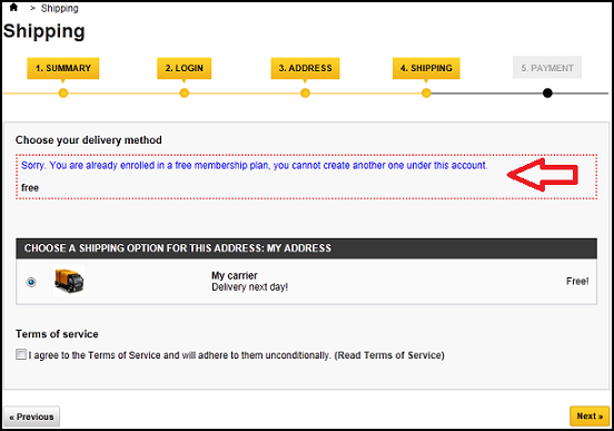 Agile-PrestaShop-membership-module-1.5-022-warning-sign